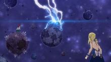 La Bête Céleste explose