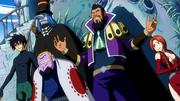Membres de Raven Tail