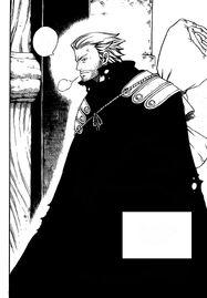 Première apparition de Gildarts Manga
