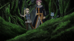 Forêt Mikage anime