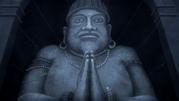 Statue du Temple Kurilic