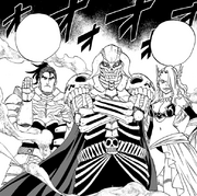 Apparition des membres de Diabolos