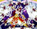 Armure d'Erza - Fantasia
