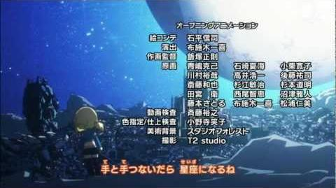 Fairy Tail Ending 14 Subs CC