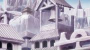 Le village du soleil gelé par Silver