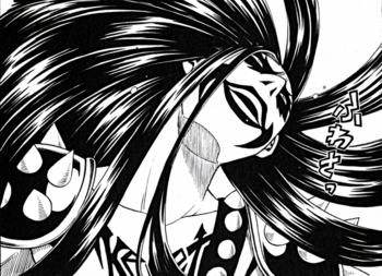 Manga - Forme rock