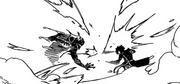 Bloodman contre Rog