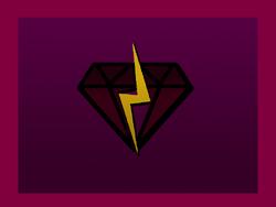 Cracked Gemstone Banner