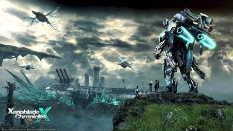Uncontrollable (Tyrant Theme) - Xenoblade Chronicles X OST - Hiroyuki Sawano