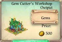 Gem Cutter's Workshop