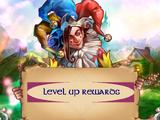 Level-Up Rewards