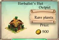 Herbalist's Hut