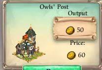 Owl's Post