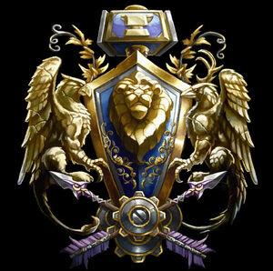 Alliance Crest