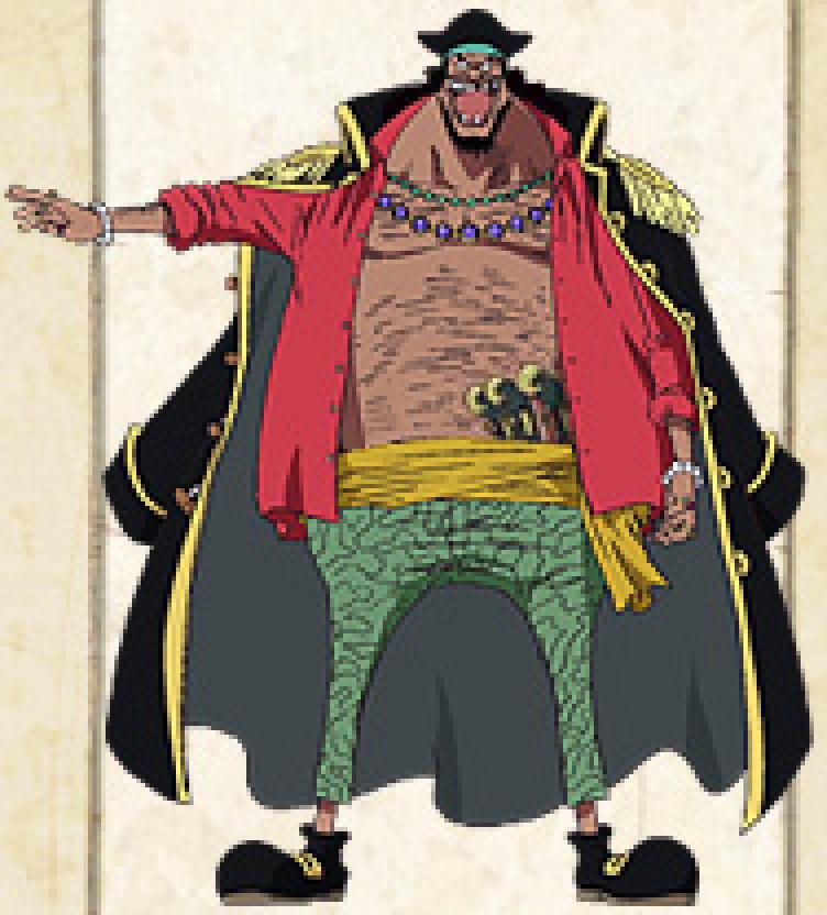 Marshall D Teach Pirate Warriors: Fairy One Piece Tail Wiki