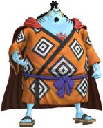 Jimbei - Pirate Warriors