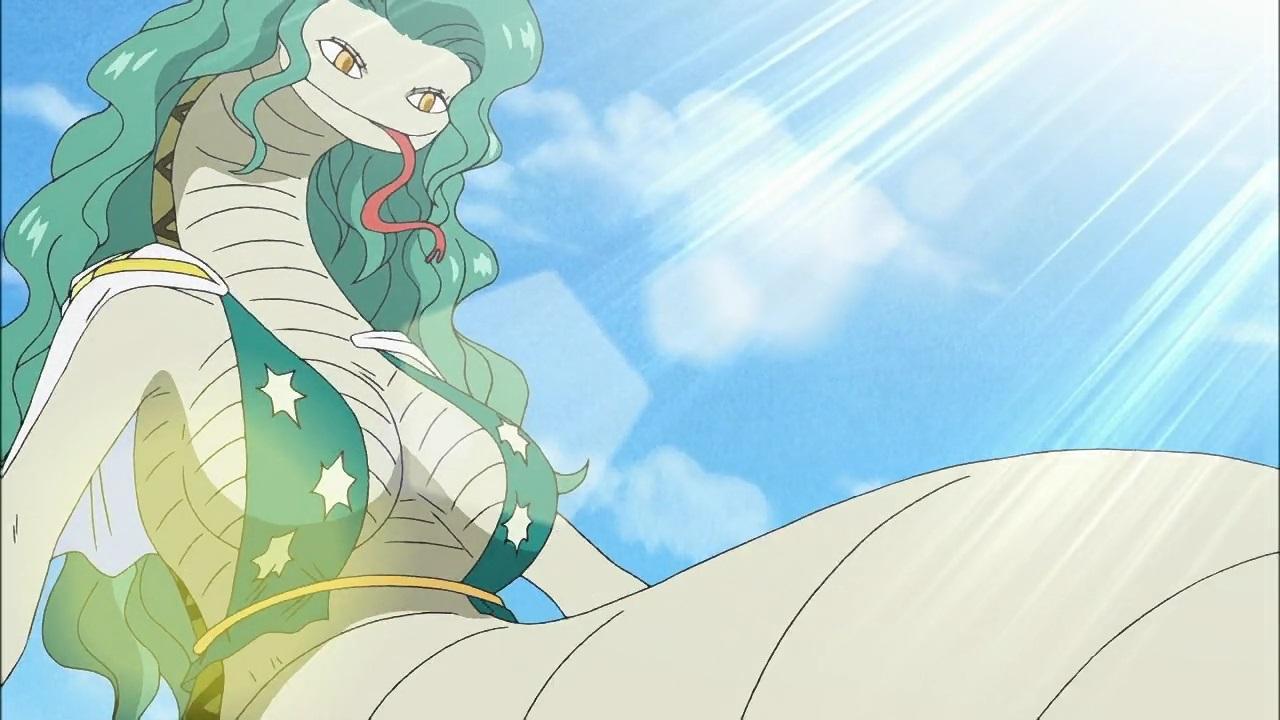 Gorgon Sisters One Piece Boa Sandersonia | Fair...