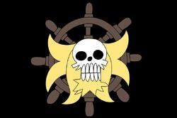 ShikiFlagge byTrash