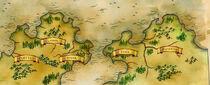 Karte von Edolas