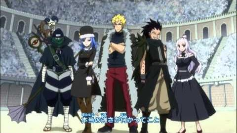 Fairy Tail Opening 13 Subs CC