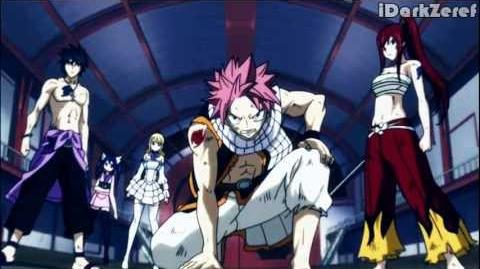 Fairy Tail vs Grimoire Heart AMV War Of Change
