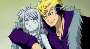 Laxus und Lucy