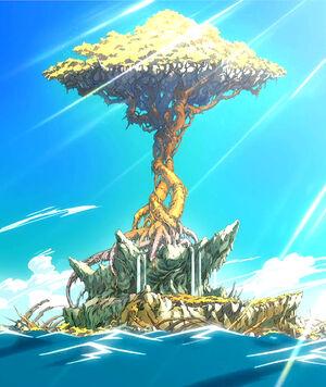 Tenrou Island