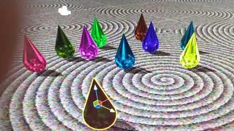 Shiny gems