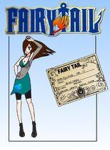 Fairy Tail ID Blank by HachimonTonko