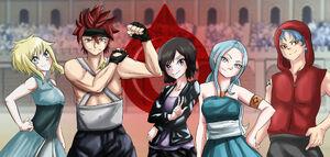 Team Redmoon Shield