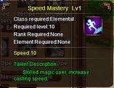 Speed Mastery