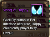 Wing of Happy