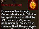 Berserker's Heart