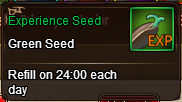 Exp Seed Green