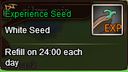Experience Seed
