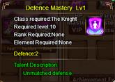 Defense (3rd)