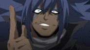 Acnologia proclaims himself to be the king