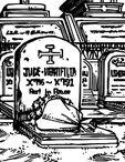 Grób jude