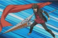 Kazuki and his Buso Renkin