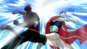 Samuel vs. Pantherlily (rematch)