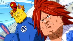 Team Ichiya and Nichiya
