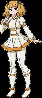 Juliet appearance anime
