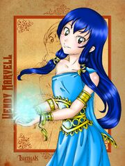 Wendy Sky Maiden by Ishthak