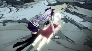 Anima takes Lisanna away