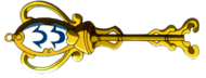 Aquarius Key