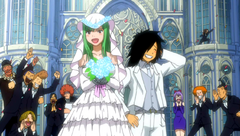 Bisca y Alzack se casan