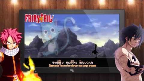 Fairy Tail Encerramento 21 LEGENDADO PT BR
