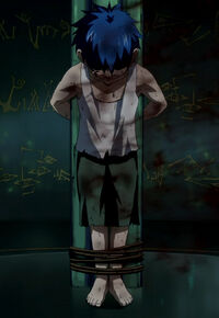 Jellal becoming evil