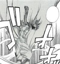 Natsu determined to win