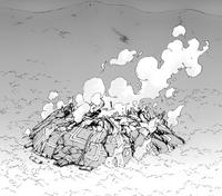 Chrono Noise destroyed